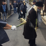 奈良・明日香 おんだ祭り@飛鳥坐神社<br />知る人ぞ知る18禁の奇祭 五穀豊穣と子孫繁栄のお祭り